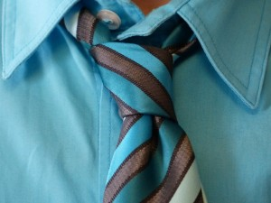Tie, Tie Knot, Shirt, Suit, Knot by pixabay user Hans, licensed by Creative Commons