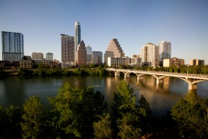 Austin Texas, by flickr user Ed Schipul, licensed by Creative Commons.